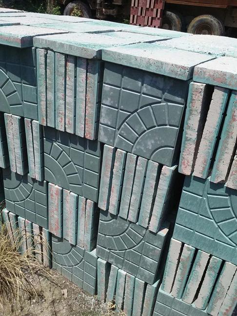 天津路面砖