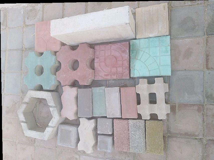 北京路面砖生产批发价