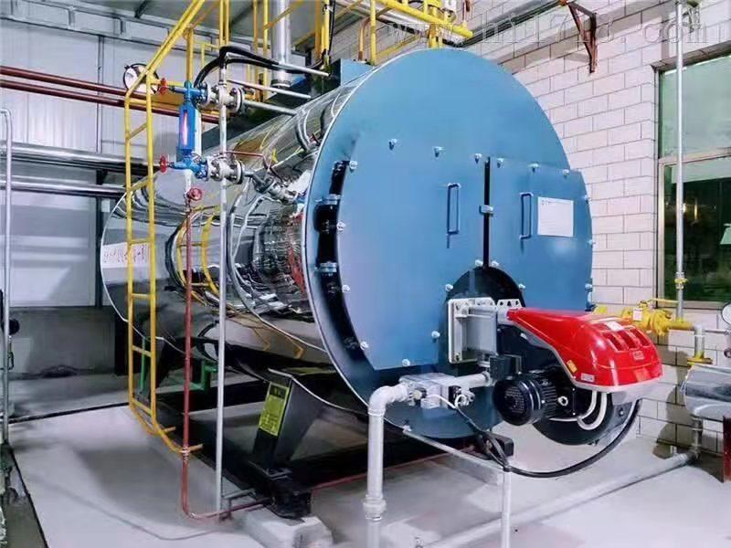 燃气蒸汽锅↑炉