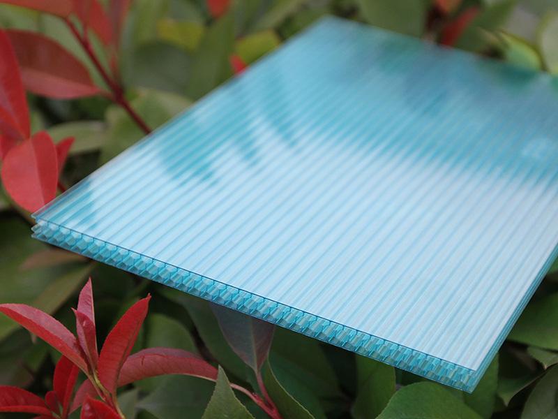 PC多层板(阳光板)蜂窝结构阳光