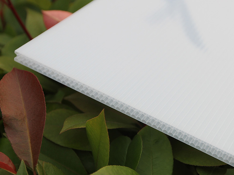 PC多层板(阳光板)蜂窝结构阳