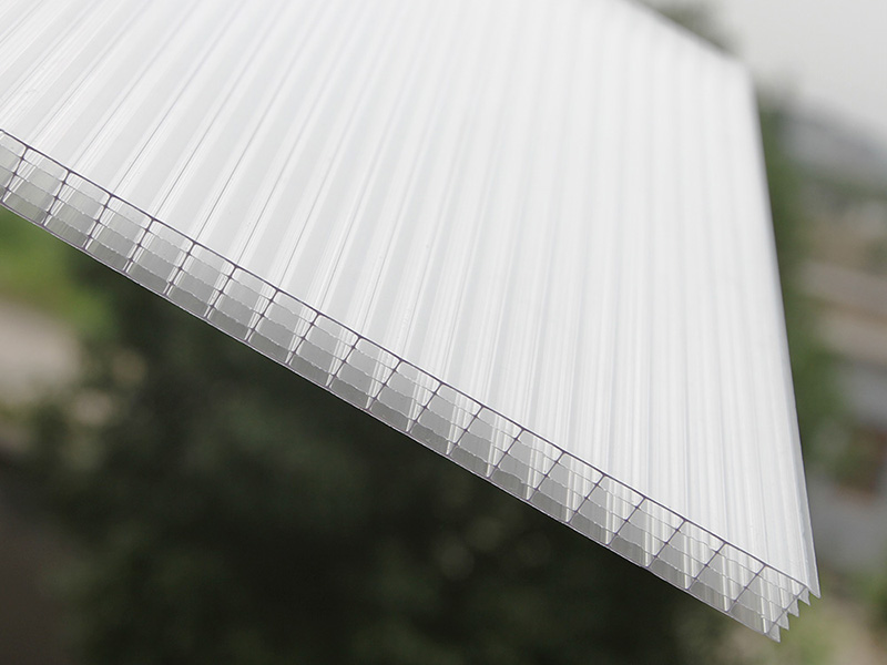 PC多层板(阳光板)五层矩形