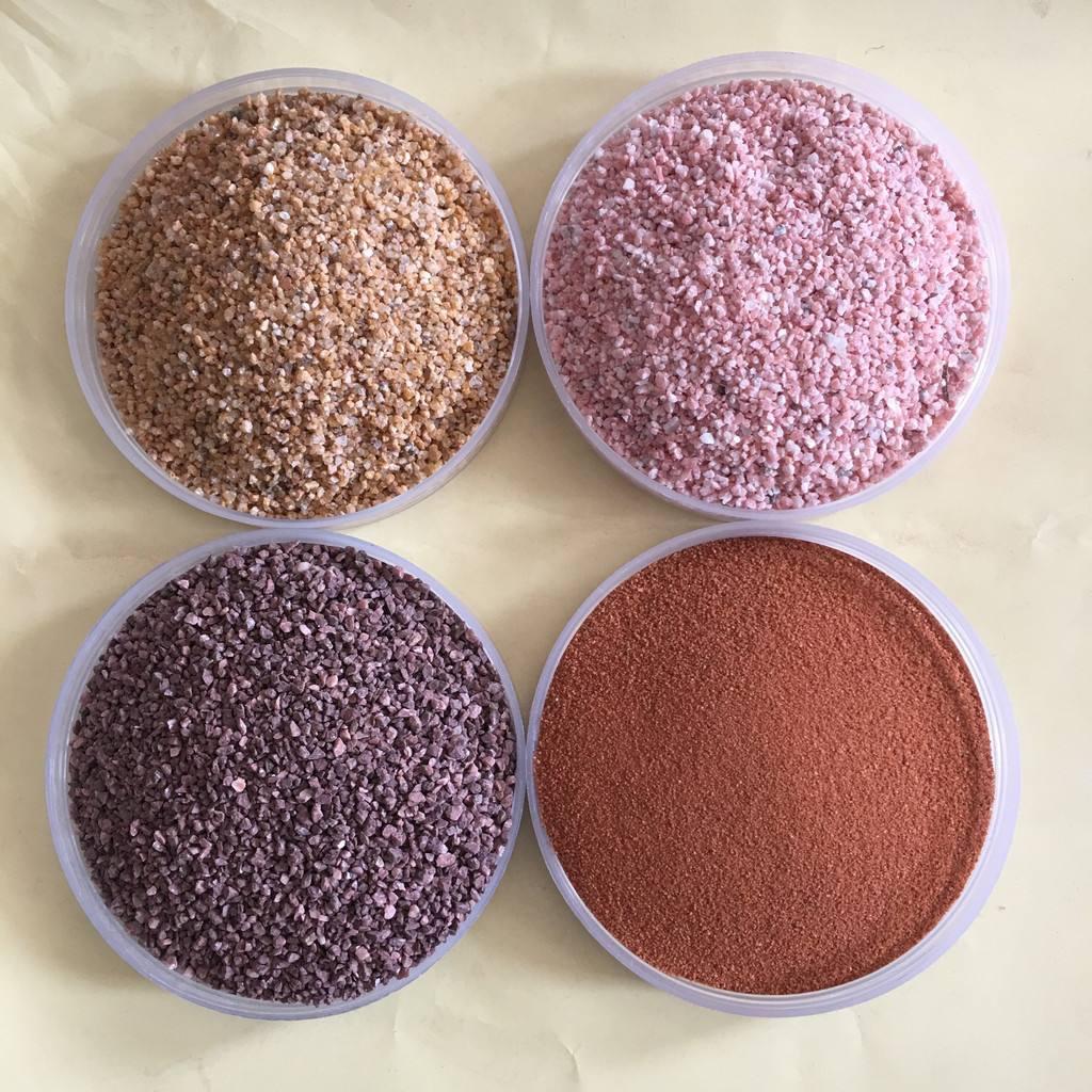 灵寿染色彩砂厂