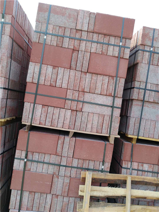天津渗水面包砖