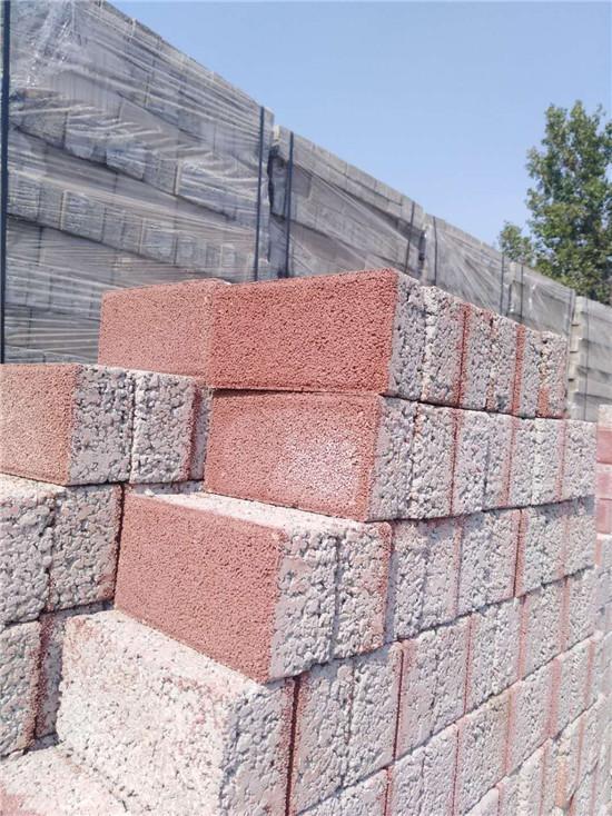 唐山水泥透水砖