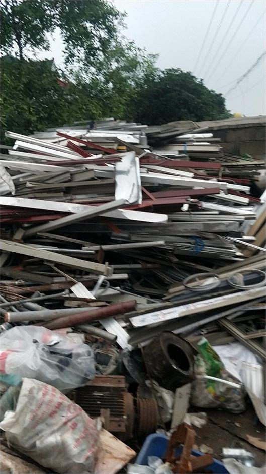 绍兴废旧物资回收_绍兴回收报废钢材产业