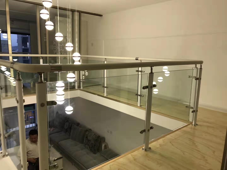 蓝山湾197部楼梯完工