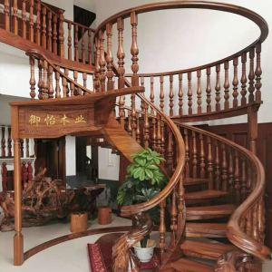原木楼梯系列
