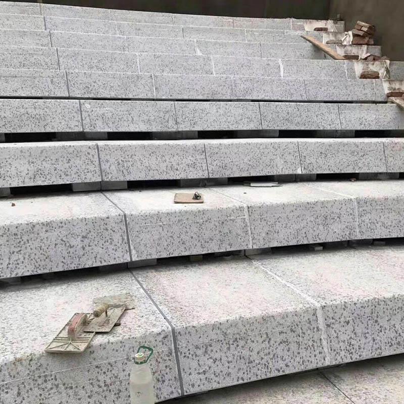 芝麻灰异型石材