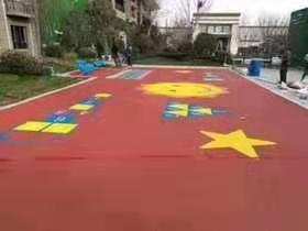 唐山塑膠跑道