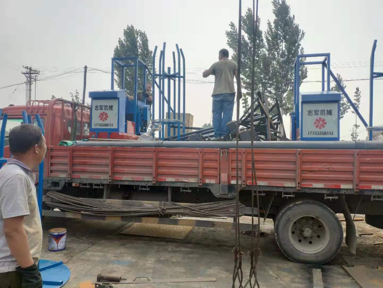 钢筋滚笼机厂家_秦皇岛卢龙志军公路矿山机械厂