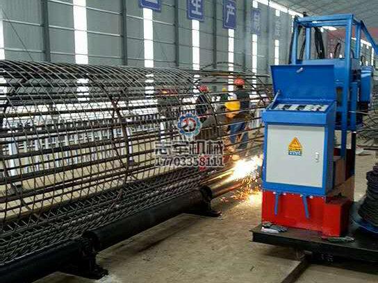 钢筋滚笼机价格-卢龙志军公路矿山机械厂