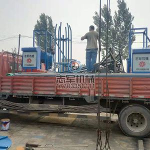 钢筋自动滚笼机厂家发货_秦皇岛卢龙志军公路矿山机械厂