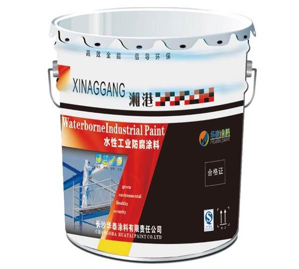 水性丙烯酸高光面漆