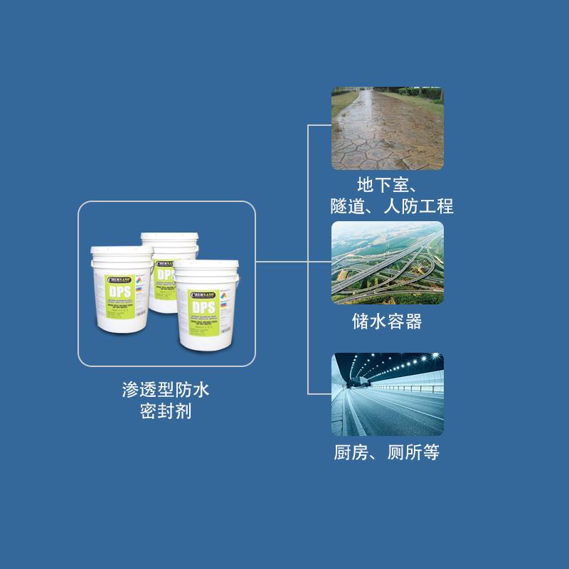 渗透型防水密封剂