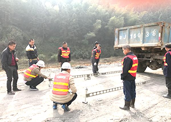 南昌市政道路工程检测
