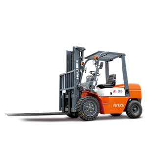 K系列 2-3.5吨柴油平衡重式叉车