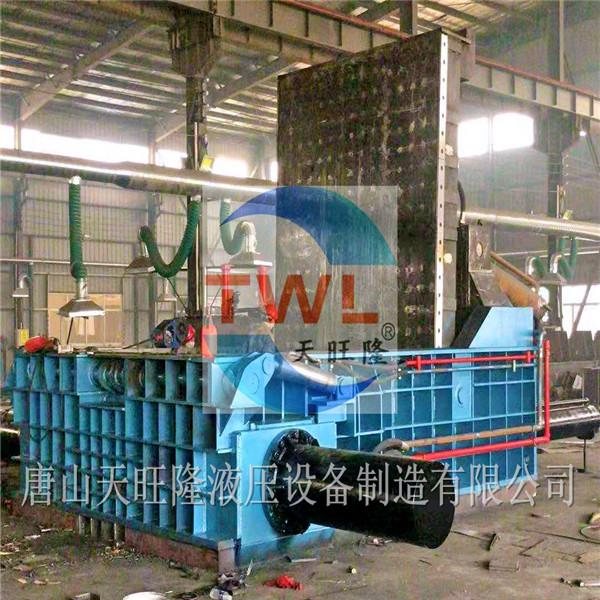 唐山,金属压块机,金属打包机,废铁压块机-唐山天旺隆液压设备