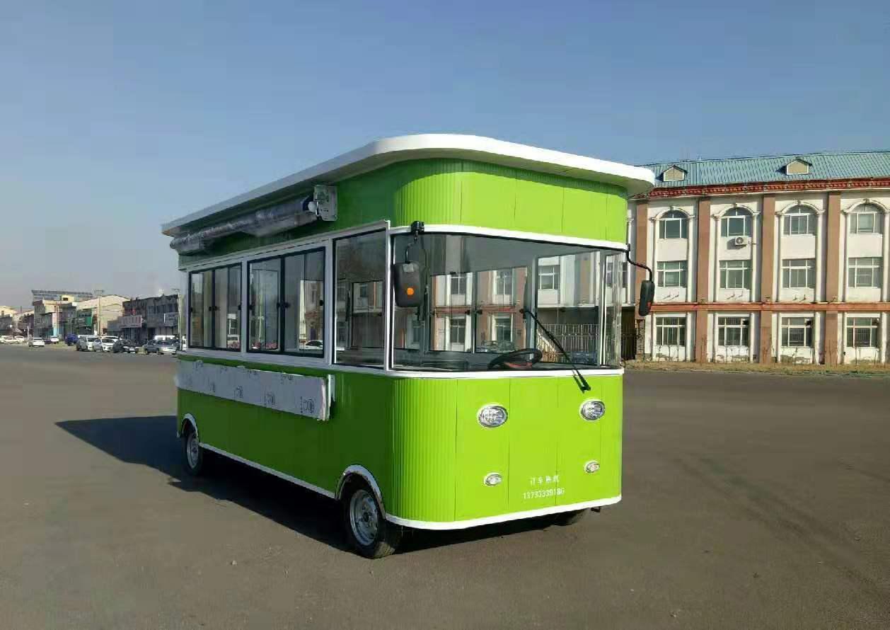 运城电动餐车