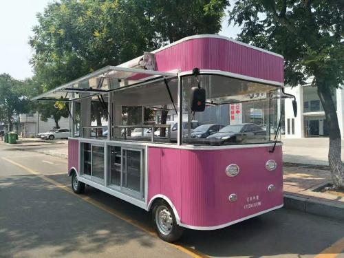 唐山电动美食车