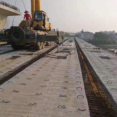 中铁二十四局320国道萍乡境内宣风大桥20米