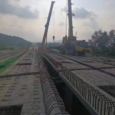 大广高速宜丰互通连接线25米箱梁