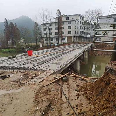 宜春市万载县危桥重建项目20米空心板梁