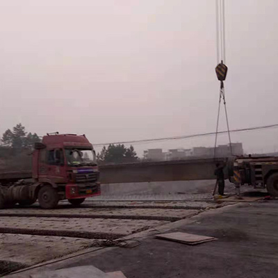 萍乡市中环北路基础设施20米箱梁