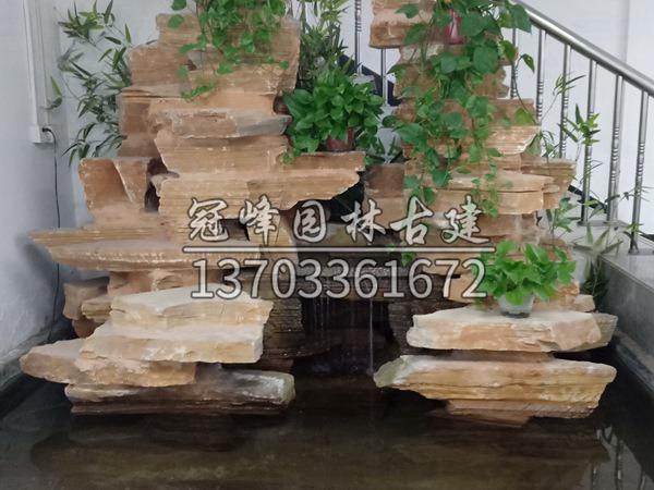 塑山塑树直塑栏杆