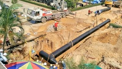 給排水安裝,球墨鑄鐵管安裝,pe管安裝,鋼絲骨架管安裝