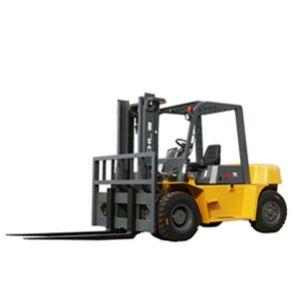 内燃CHL品牌 5-7吨柴油平衡重式叉车