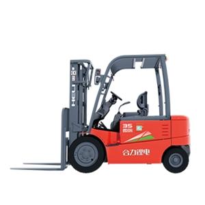 G系列 3-3.5吨锂电池平衡重式叉车