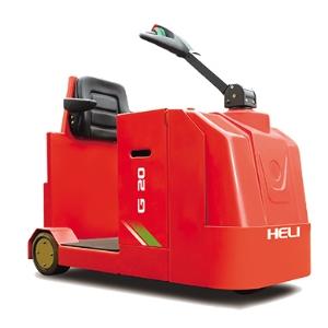 电动牵引车 2-4.5吨站驾式交流电动牵引车