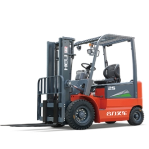 H3系列 2-2.5吨蓄电池平衡重式叉车