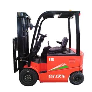 G系列 1-1.8吨蓄电池平衡重式叉车