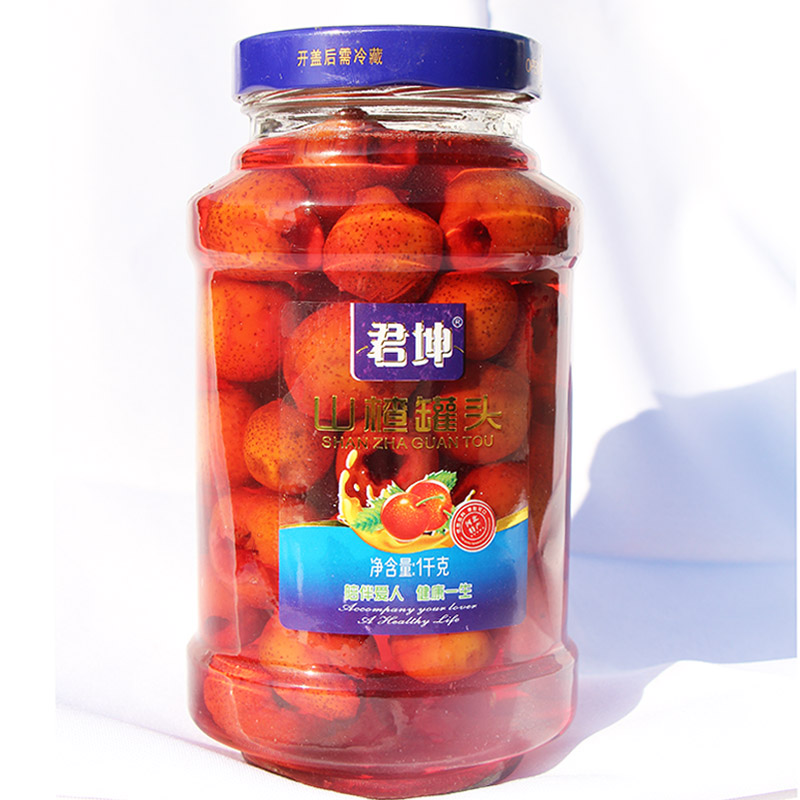 唐山水果罐头厂家
