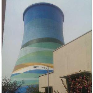 AL901-X电厂冷却塔防腐涂料|冷却塔专用耐酸防水涂料|大唐电力冷却塔防腐瓷釉涂料