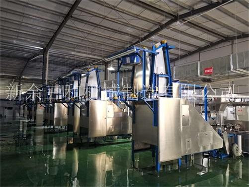 新余三和_自动米粉机生产线流程_自动米粉机
