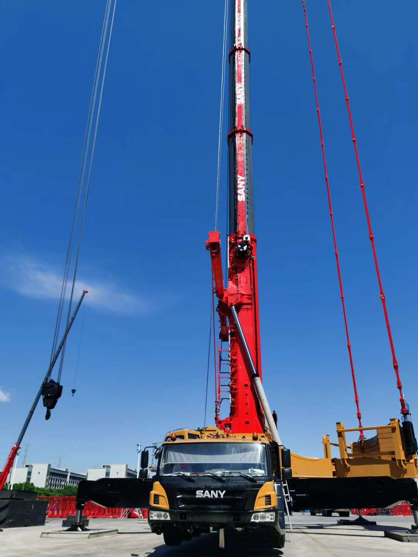 长沙1200吨吊车出租