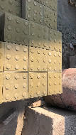 唐山盲道砖 面包砖厂家
