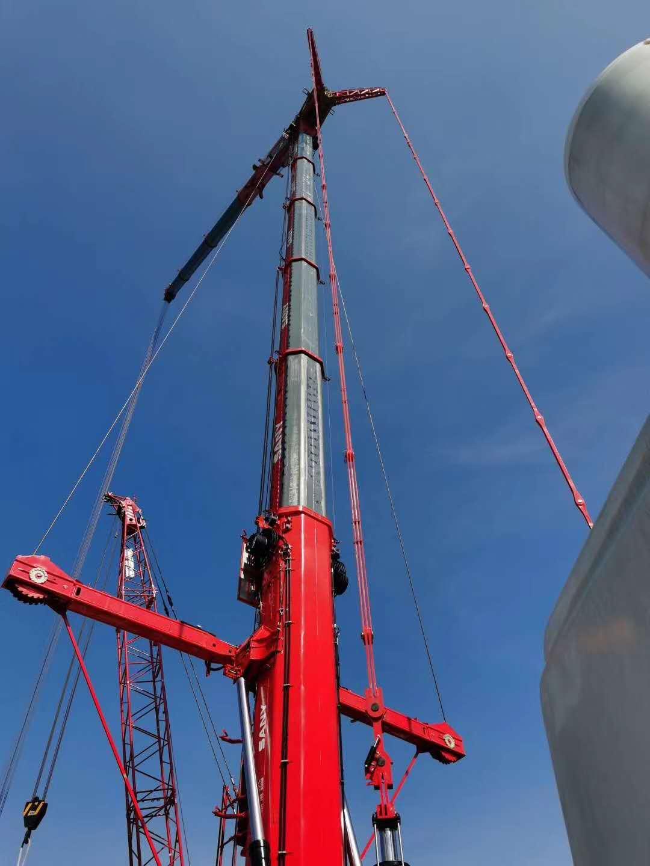 1200吨大型吊车出租