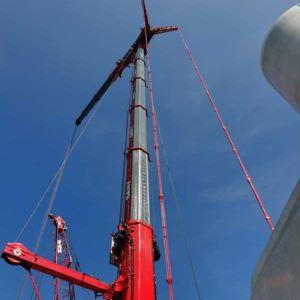 湖南500吨吊车租赁