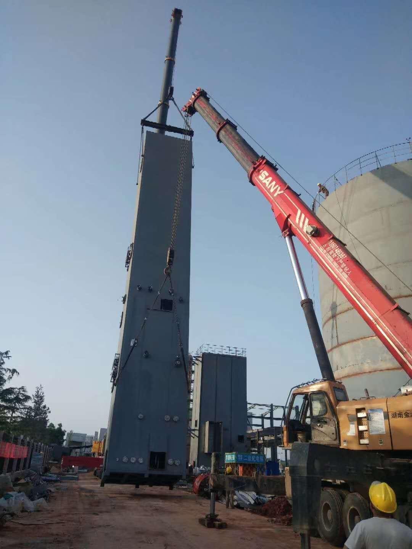 湖南100吨吊车租赁