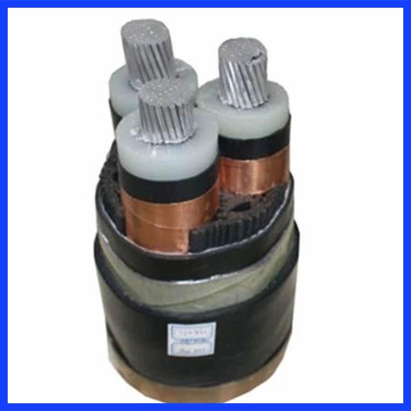 高压辐照交联聚乙烯绝缘电力电缆(10-35KV)