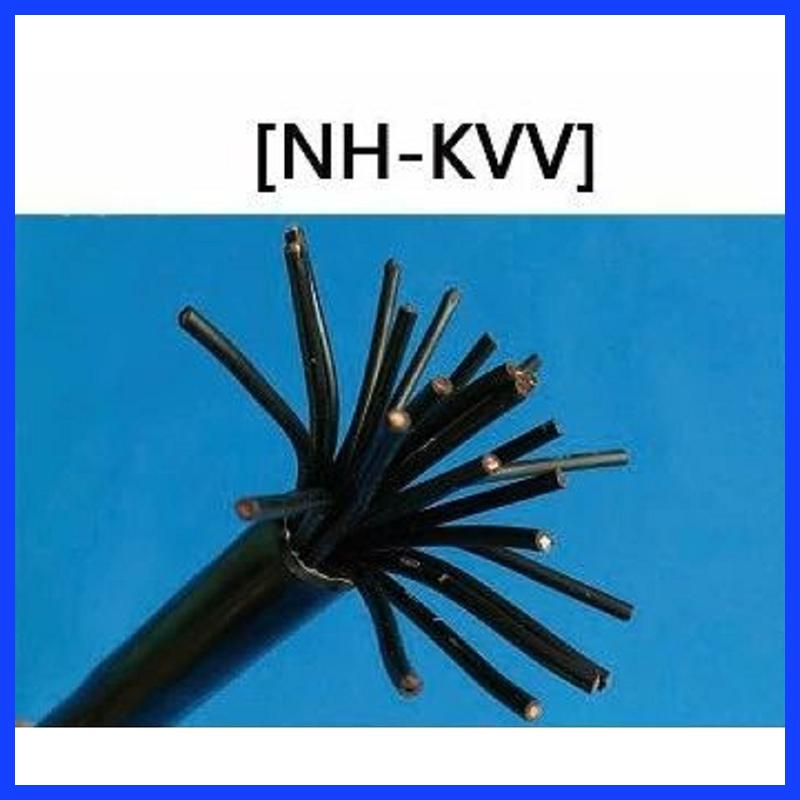 聚氯乙烯绝缘、 聚氯乙烯护套控制电缆-NHKVV