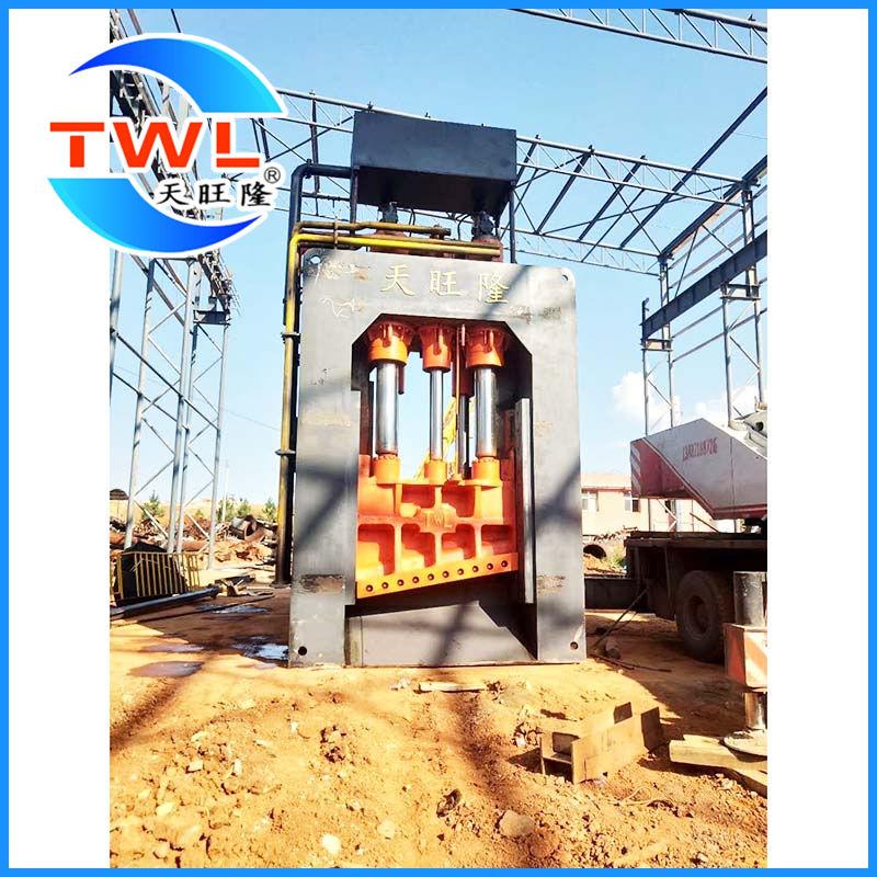 龙门剪生产厂家|龙门剪切机-唐山天旺隆液压设备