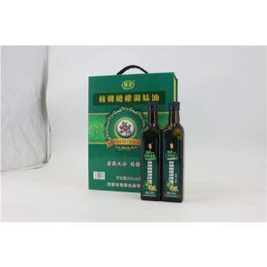 核桃橄榄调味油礼盒【天津市鸿禄食品有限公司】