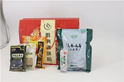 厨房调味粉礼盒|天津市鸿禄食品有限公司