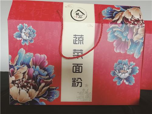 蔬菜面粉礼盒|天津市鸿禄食品有限公司
