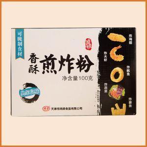100g禄荣盒装煎炸粉 奥尔良味
